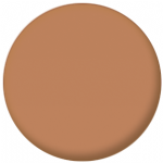 Plain Brown 58mm Fridge Magnet